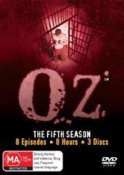 Oz - Season 05   DVD