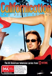 Californication - Season 01 | DVD