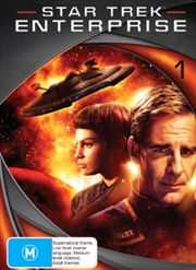 Star Trek Enterprise - Season 01 (New Packaging) | DVD