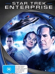 Star Trek Enterprise - Season 02 (New Packaging) | DVD