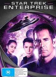 Star Trek Enterprise - Season 03  (New Packaging) | DVD