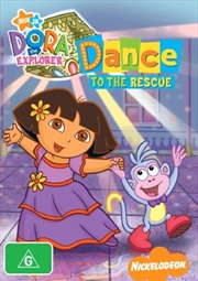 Dora The Explorer - Dance To The Rescue | DVD