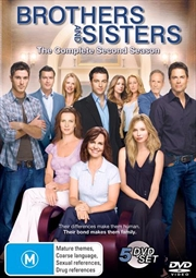 Brothers And Sisters- The Complete Second Season | DVD