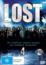 Lost - Season 4 | DVD