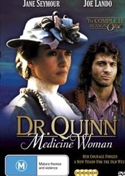 Dr Quinn Medicine Woman - Complete Season 01 | DVD