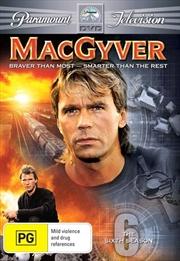 MacGyver - Season 06 | DVD