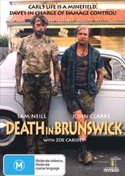 Death In Brunswick | DVD
