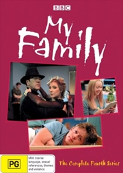 My Family - Series 04 | DVD