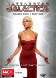 Battlestar Galactica - Season 4 - Part 1 | DVD