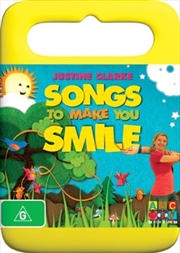 Justine Clark- Songs To Make Your Smile