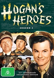 Hogan's Heroes -- The Complete Second Season | DVD