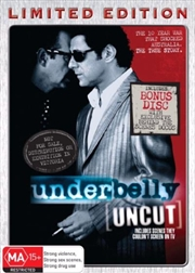 Underbelly [Uncut] {Steel Case}