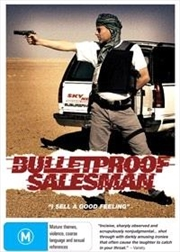 Bulletproof Salesman | DVD