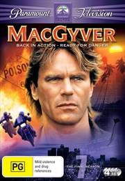 MacGyver - Season 7 | Boxset - The Final Season | DVD