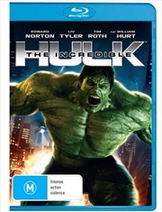 Incredible Hulk, The | Blu-ray