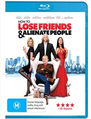 How To Lose Friends And Alienate People | Blu-ray