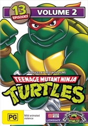 Teenage Mutant Ninja Turtles  - Vol 2 | DVD