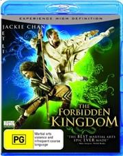 Forbidden Kingdom, The   Blu-ray