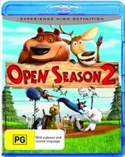 Open Season 2 | Blu-ray