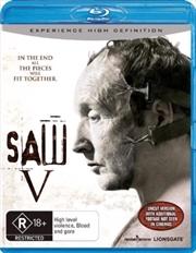 Saw V | Blu-ray