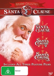 Santa Clause / Santa Clause 2 / Santa Clause 3- The Escape Clause | DVD