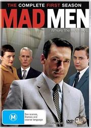 Mad Men - Season 1 | DVD