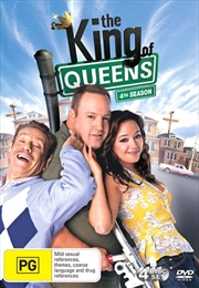 King of Queens- The Complete Fourth Season, The | DVD
