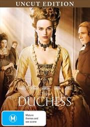 Duchess (Uncut), The | DVD