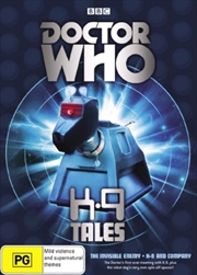 Doctor Who - K-9 Tales