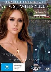 Ghost Whisperer - Season 3 | DVD