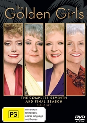 Golden Girls - The Complete Seventh Season, The | DVD