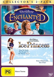 Enchanted / Ice Princess | DVD