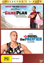 Game Plan, The / The Pacifier | DVD