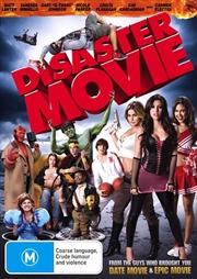 Disaster Movie   Blu-ray