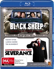 Black Sheep  / Severance - Double Feature Blu-ray