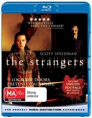 Strangers, The   Blu-ray