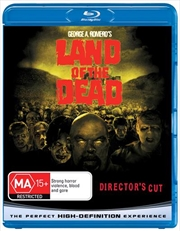 Land Of The Dead | Blu-ray