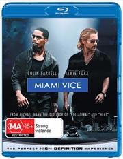 Miami Vice   Blu-ray