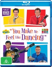Wiggles - You Make Me Feel Like Dancing | Blu-ray
