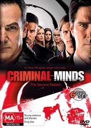 Criminal Minds - Season 2 | DVD