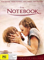 Notebook - Limited Edition, The