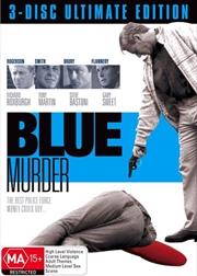 Blue Murder - Ultimate Edition | 3 DVD Set