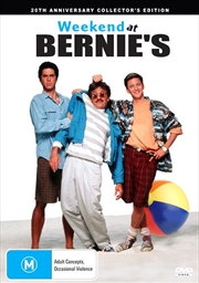 Weekend At Bernie's - 20th Anniversary Collector's Edition