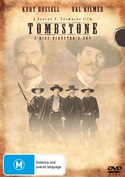 Tombstone - Director's Cut | DVD