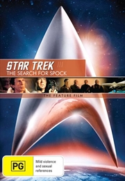 Star Trek 03 - The Search For Spock | DVD