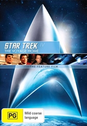 Star Trek 04 - The Voyage Home | DVD