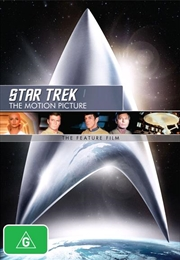 Star Trek 01 - The Motion Picture | DVD