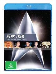 Star Trek 01 - The Motion Picture