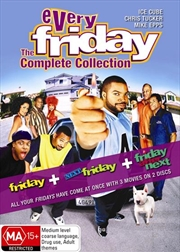 Every Friday - The Complete Friday Collection | DVD