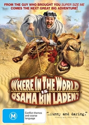 Where In The World Is Osama Bin Laden? | DVD